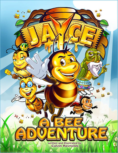 Jayce: A Bee Adventure