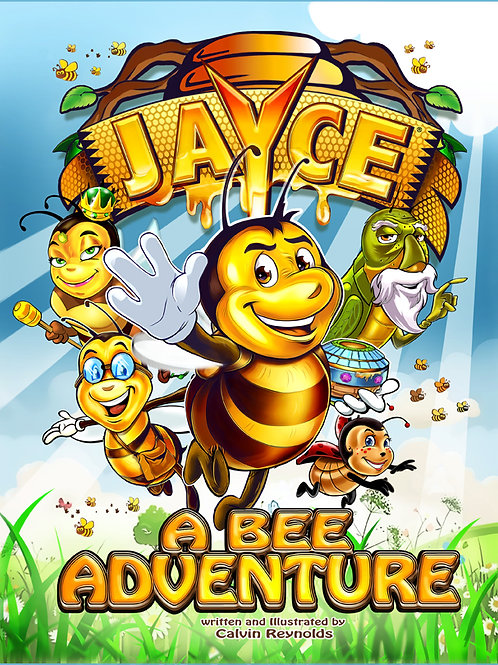 Jayce a Bee Adventure Paperback
