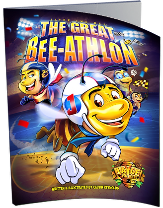 The Great Bee-Athlon