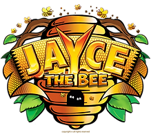 jayce the bee logo