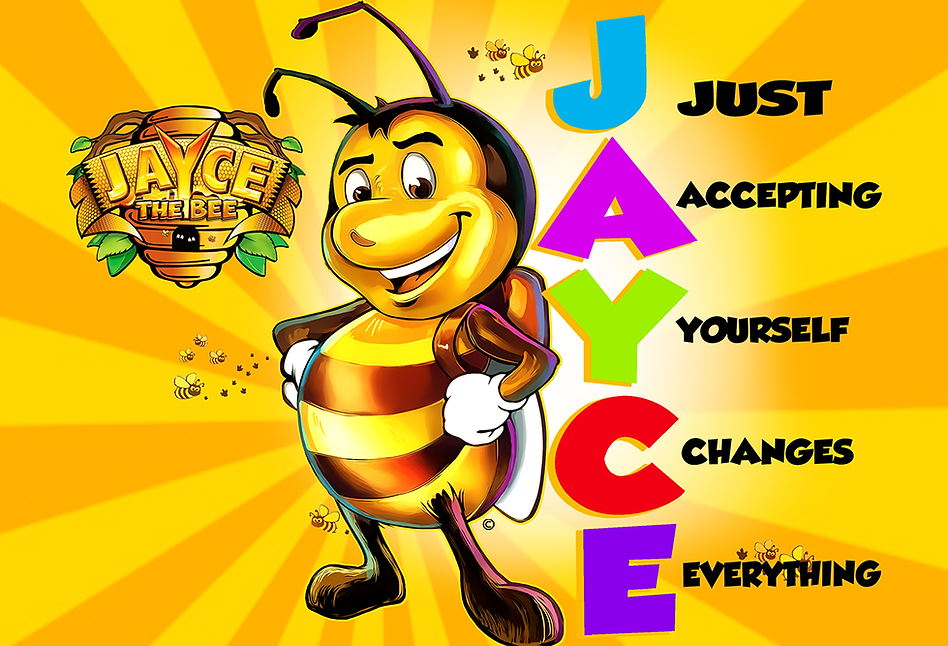 J_A_Y_C_E BeeYou_poster.png