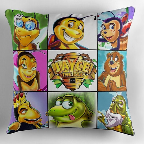 Jayce The Bee Pillow