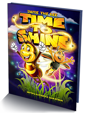 Time to Shine Hardcover