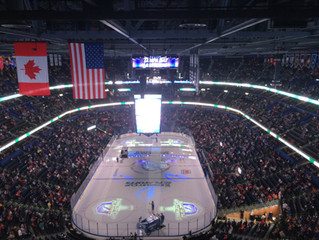 Concept Redefined Attends the NHL 2014 playoffs