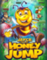 Honey Jump game app
