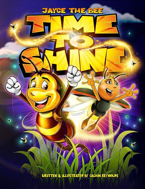 Jayce The Bee Time To Shine