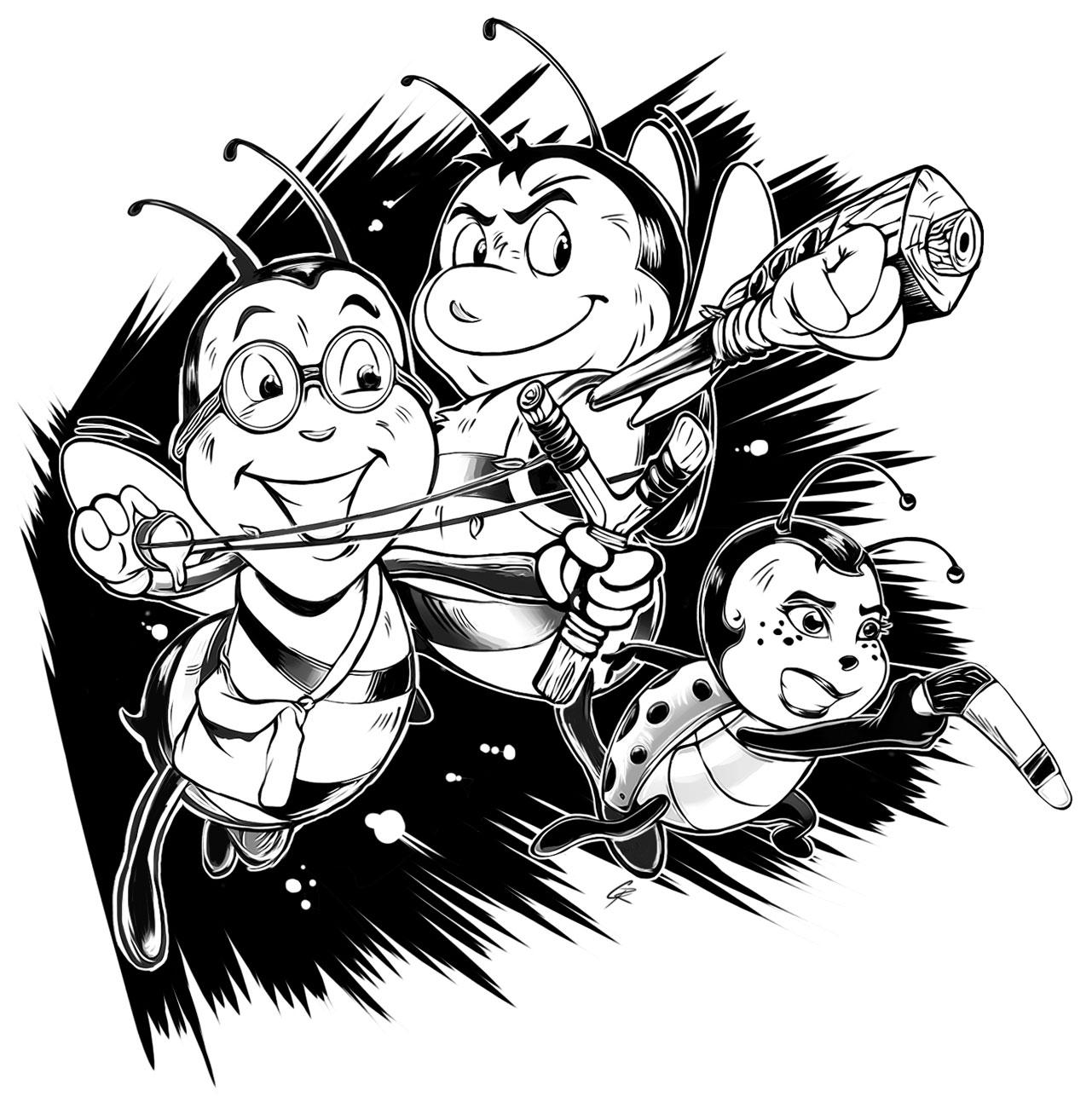 Heroes of beetopia