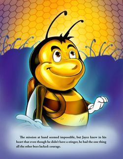 I Bee-lieve (inner greatness)