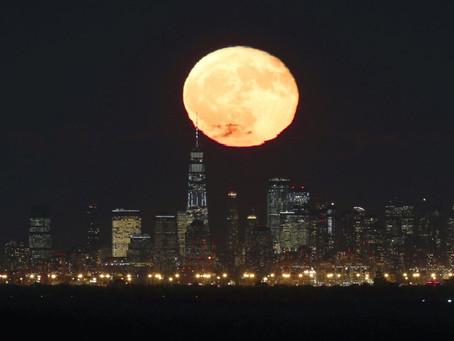 Harvest Full Moon = Satanic Ritual