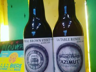 Brasserie du Grand Paris : bières vieillies en fûts