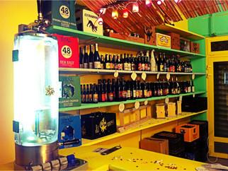 Inauguration A la bière comme à la bière #JOURDAIN Samedi 13 décembre 2014 à 17:00
