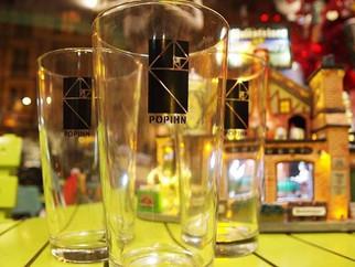 Les verres de vos brasseries préférées