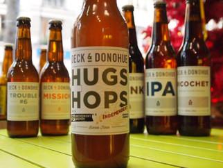 Hugs & Hops - Deck & Donohue
