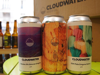 Cloudwater is back!