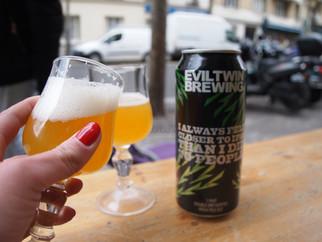 Nouveautés Evil Twin Brewery (Brooklyn - USA)