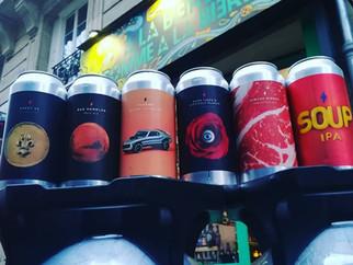 ✨Nouveautés Garage Beer Co ! ✨