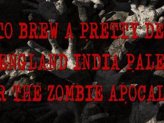 Comment brasser sa NEIPA après une attaque de Zombies ?  Atelier de brassage survivaliste #1