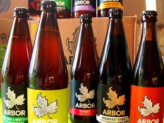 Retour de la brasserie Arbor Ales