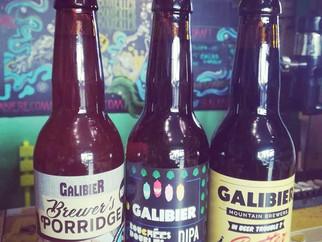 Arrivée de la brasserie Galibier