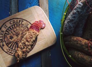 Du nouveau à la carte : les saucissons de Savoie 🏔 <3