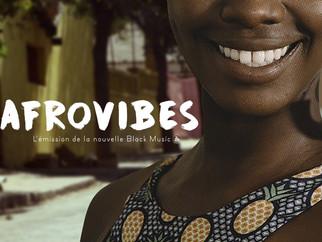 Jeudi 20 octobre à 20h : AFROVIBES - Projection en avant-première
