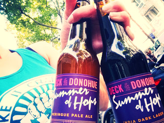 Deck & Donohue : summer of hops !