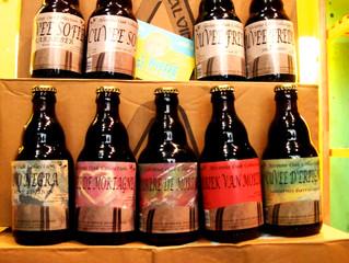 Gamme de Brouwerij Alvinne disponible !!