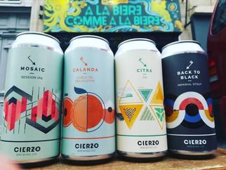 Cierzo Brewing Co. (Espagne)