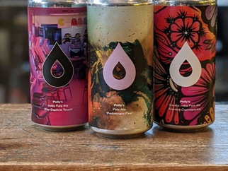 Retours UK : Polly's brew, Deya, Northern Monk, Cloudwater, Vibrant Forest, North Brewing...