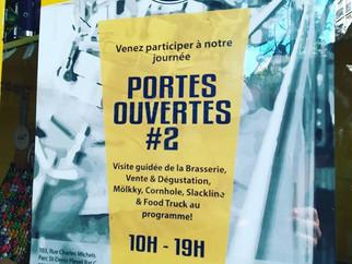 Portes ouvertes de la Brasserie du Grand Paris