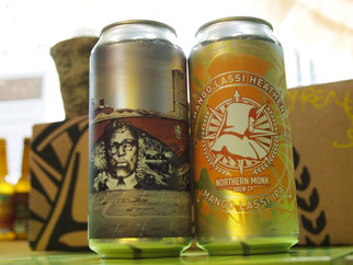 Deux nouveautés de chez Northern Monk Brew Co.