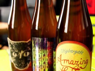 Retour en stock de la fabuleuse brasserie suédoise Stigbergets Bryggeri !