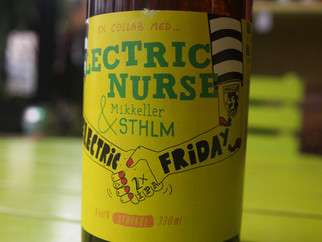 La collaboration de Electric Nurse & Mikkeller