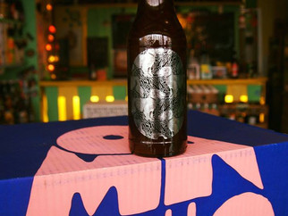 Collaboration Trillium Brewing Company x Omnipollo : COVERED IN PUPPIES