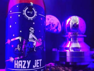 🚀🌌 Hazy Jet, la nouvelle new england IPA de O'Clock 🚀🌌