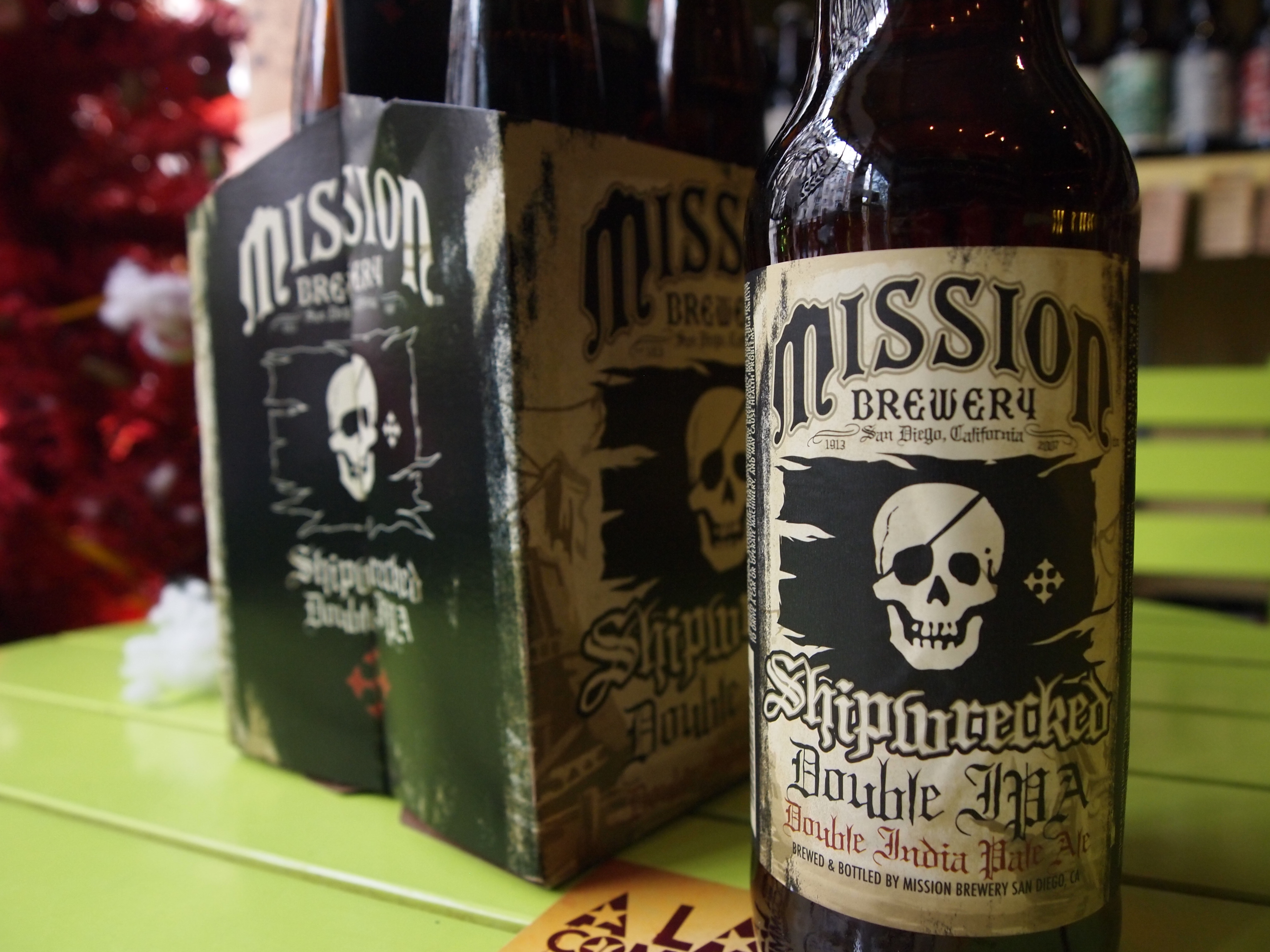 Mission Brewery (USA)