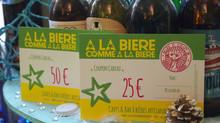 😀 Offrir des bières sans se tromper ! Coupons cadeau de 25 ou 50 €