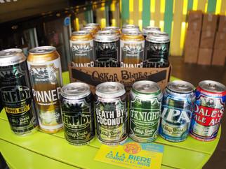 Oskar Blues Brewery chez A la bière comme à la bière !