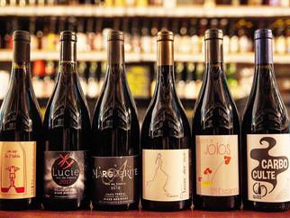 Nouvel arrivage de vins natures