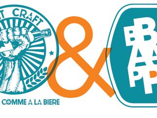 Brassin public de la brasserie BAPBAP