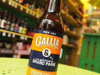 """New ! """"Citrofortunella"""" de Gallia & Brasseurs du Grand Paris"""
