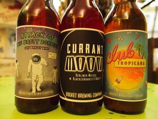 Rocket Brewing Company est de retour chez A la bière comme à la bière