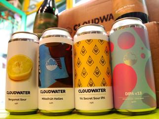Attention, stock très limité de Cloudwater !