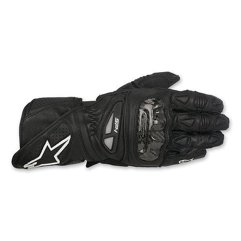 Alpinestars Men's SP-1 Black Leather Gloves