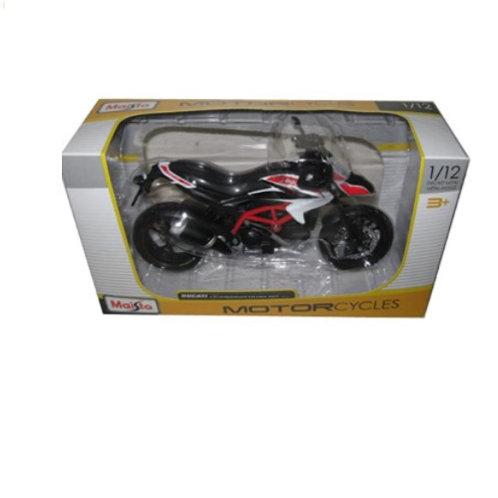 Maisto Motorcycle 1:12 Ducati Hypermotard SP