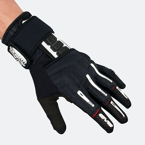 EVS Wrister Black Gloves