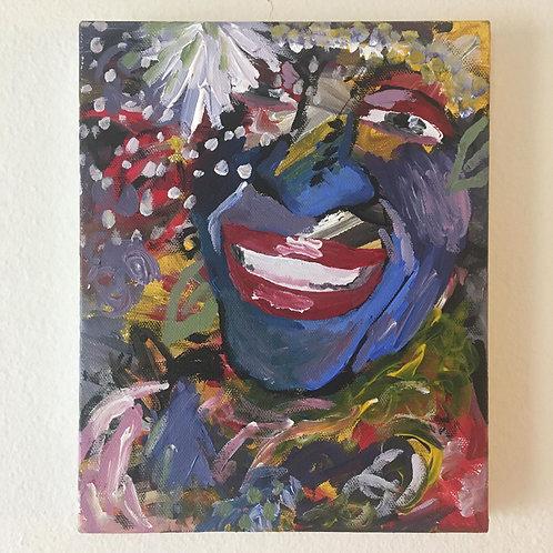 "Marsha P. Johnson (8""x10"")"