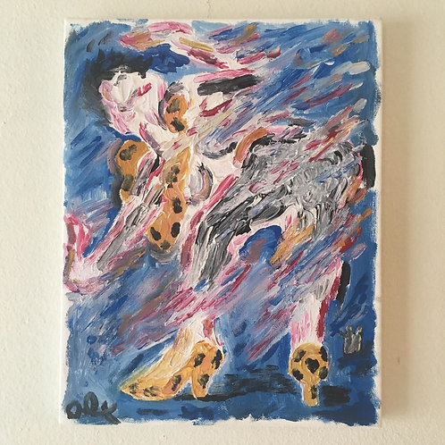 """Whatever It Takes (11""""x14"""")"""
