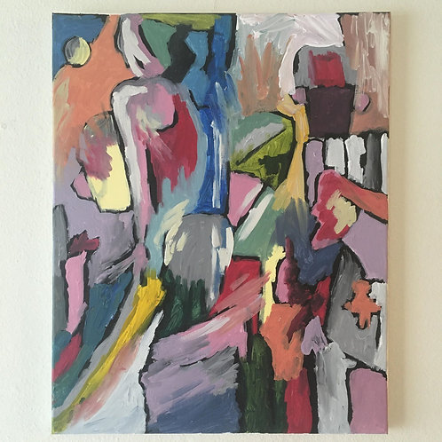 """I Love This Song (16""""x20"""")"""