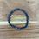 Thumbnail: Lapis Lazuli Throat Chakra Bracelet